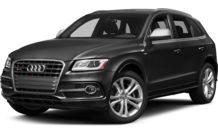 Colors, options and prices for the 2014 Audi SQ5