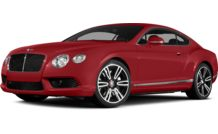 Colors, options and prices for the 2014 Bentley Continental GT