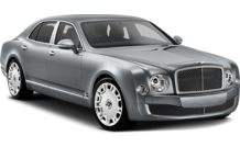 Colors, options and prices for the 2016 Bentley Mulsanne