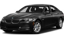 Colors, options and prices for the 2014 BMW 535