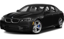 Colors, options and prices for the 2016 BMW M5
