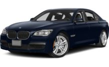 Colors, options and prices for the 2015 BMW 760