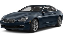 Colors, options and prices for the 2014 BMW 640