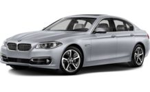 Colors, options and prices for the 2014 BMW ActiveHybrid 5