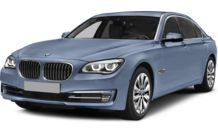 Colors, options and prices for the 2014 BMW ActiveHybrid 740