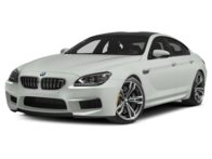 Brief summary of 2014 BMW M6 Gran Coupe vehicle information