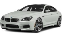 Colors, options and prices for the 2014 BMW M6 Gran Coupe