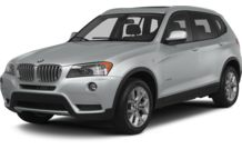 Colors, options and prices for the 2014 BMW X3