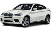 Colors, options and prices for the 2014 BMW X6 M