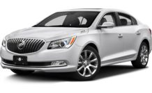 Colors, options and prices for the 2016 Buick LaCrosse