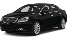Colors, options and prices for the 2014 Buick Verano