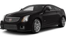 Colors, options and prices for the 2014 Cadillac CTS-V