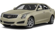 Colors, options and prices for the 2014 Cadillac ATS