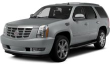 Colors, options and prices for the 2014 Cadillac Escalade