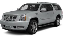 Colors, options and prices for the 2014 Cadillac Escalade ESV