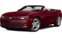 Colors, options and prices for the 2014 Chevrolet Camaro