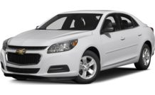 Colors, options and prices for the 2014 Chevrolet Malibu