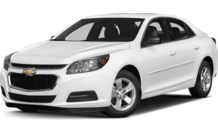 Colors, options and prices for the 2015 Chevrolet Malibu
