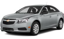 Colors, options and prices for the 2014 Chevrolet Cruze