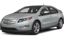 Colors, options and prices for the 2014 Chevrolet Volt
