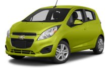 Colors, options and prices for the 2014 Chevrolet Spark