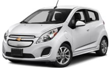 Colors, options and prices for the 2014 Chevrolet Spark EV