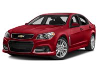Brief summary of 2014 Chevrolet SS vehicle information