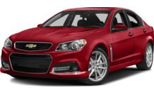 Colors, options and prices for the 2015 Chevrolet SS