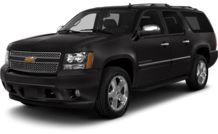 Colors, options and prices for the 2014 Chevrolet Suburban 1500