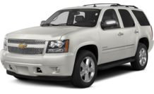 Colors, options and prices for the 2014 Chevrolet Tahoe