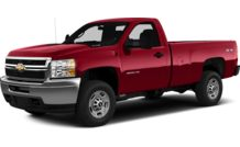 Colors, options and prices for the 2014 Chevrolet Silverado 3500HD
