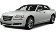 Colors, options and prices for the 2014 Chrysler 300C