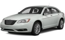 Colors, options and prices for the 2014 Chrysler 200