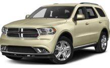 Colors, options and prices for the 2014 Dodge Durango