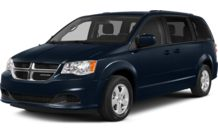Colors, options and prices for the 2014 Dodge Grand Caravan