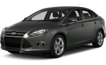 Colors, options and prices for the 2014 Ford Focus