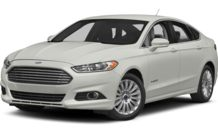 Colors, options and prices for the 2014 Ford Fusion Hybrid
