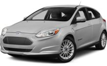 Colors, options and prices for the 2014 Ford Focus Electric