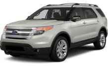 Colors, options and prices for the 2014 Ford Explorer