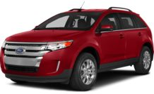 Colors, options and prices for the 2014 Ford Edge