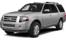 Colors, options and prices for the 2014 Ford Expedition