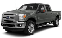 Colors, options and prices for the 2014 Ford F-250