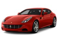 Brief summary of 2014 Ferrari FF vehicle information