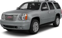 Colors, options and prices for the 2014 GMC Yukon