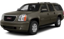 Colors, options and prices for the 2014 GMC Yukon XL 1500