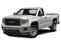 Brief summary of 2014 GMC Sierra 1500 vehicle information