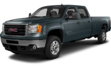 Colors, options and prices for the 2014 GMC Sierra 3500HD
