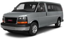 Colors, options and prices for the 2014 GMC Savana 2500