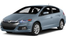 Colors, options and prices for the 2014 Honda Insight
