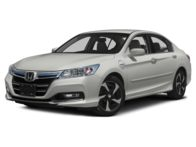 Brief summary of 2014 Honda Accord Plug-In Hybrid vehicle information